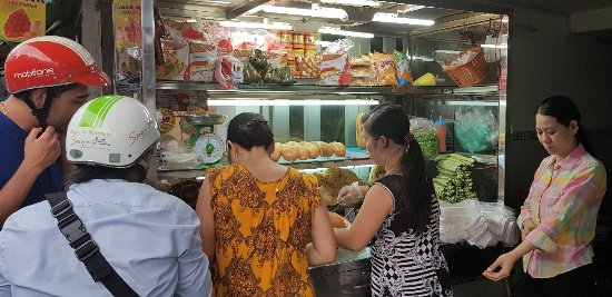 Vietnamese Street Food Tour