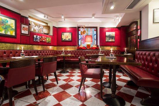Bistrot De Venise: New bar