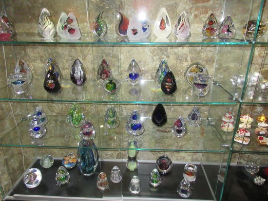 Glass Museum In Lviv