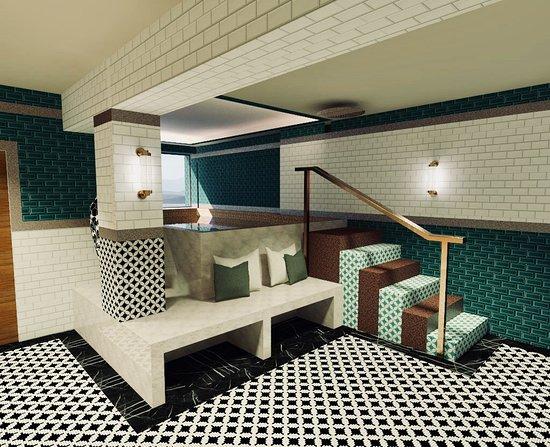 Hotel Restaurant La Pietra : SPA