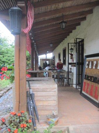 San Rafael de Escazu, Costa Rica: Disfrutaras de un buen cafe de Altura.