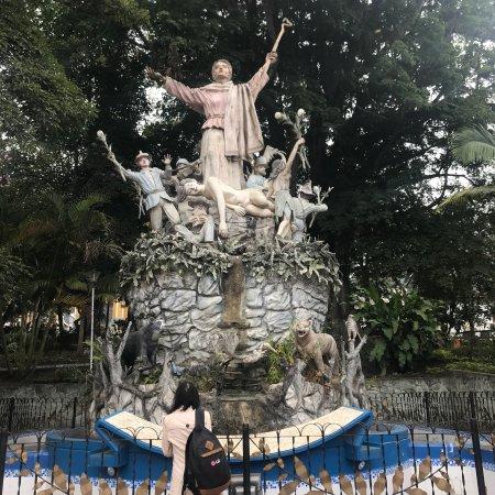 Garagoa, Colombia: Monumento a Mamapacha