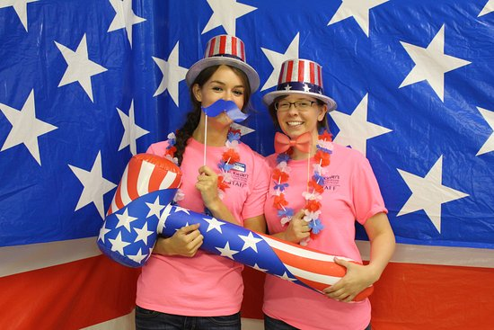 Waseca, MN: Our professional staff has a silly side, too! We are ready to have fun with you!