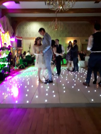 Old Ground Hotel: The dance floor was a huge success