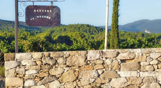Puyvert, Francja: Entrée
