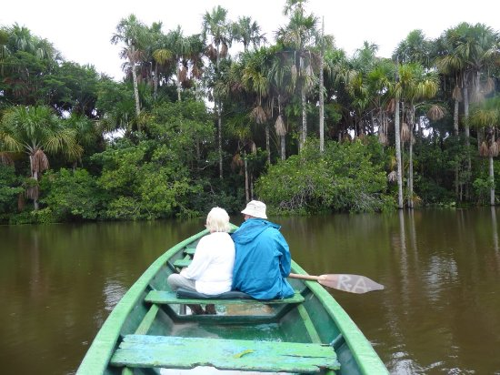 Inkaterra Reserva Amazonica: Such beauty and tranquillity on Lake Sandoval