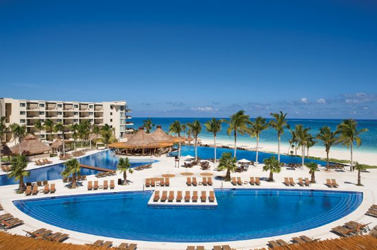 Dreams Riviera Cancun Resort Spa Up To Off Prices - Cancun all inclusive family resorts