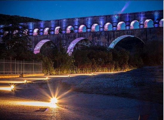 Castillon-du-Gard, Frankreich: Le Pont-du-Gard