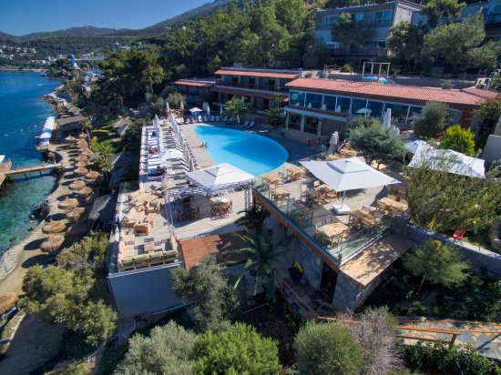 Torba, Turcja: Overview to the hotel