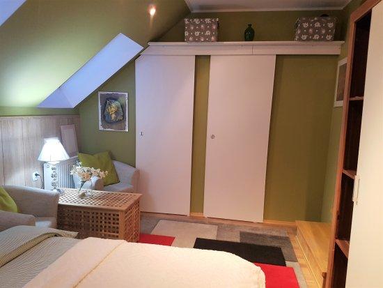 Double Room Z Prywatną łazienką I Garderobą Picture Of