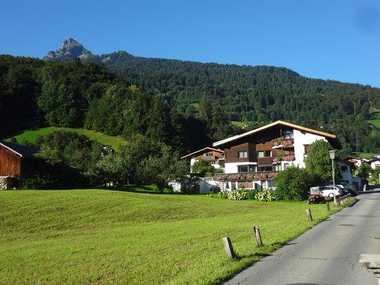 AlpenApart Haus Engstler: Hausansicht