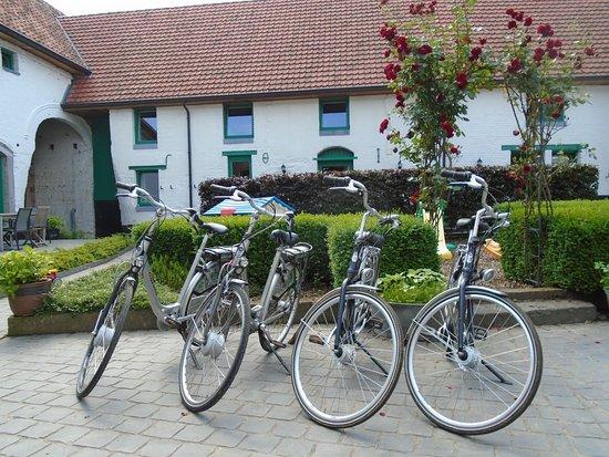 Riemst, Bélgica: fietsverhuur