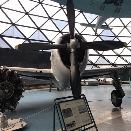 Museum of Aviation: photo3.jpg