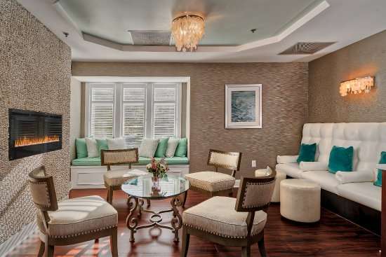 Westbrook, CT: Spa Relaxation Room