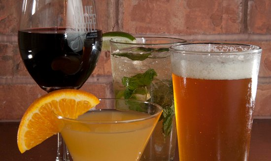 Blue Ridge Grill : Cocktail Selection