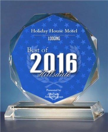 Hillsdale, NY: 2016 Award