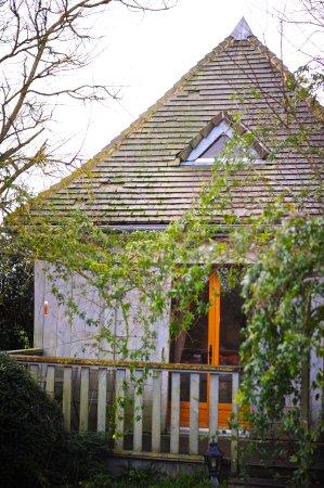 Chatres, Francia: Het romantische huisje