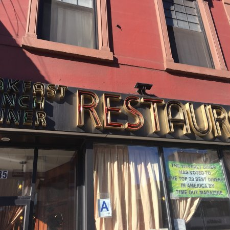 photo7 jpg - Picture of Waverly Diner, New York City - TripAdvisor