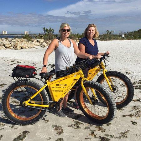 Pedal-less eBike Rentals