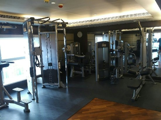Gym room resistance picture of cordis hong kong