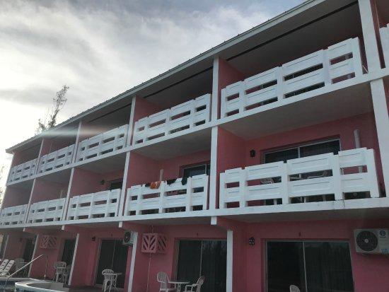 貝爾頻道旅館張圖片