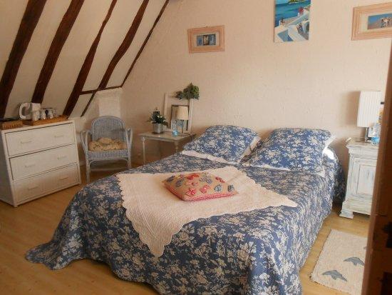 La Croix-en-Touraine, Francia: Chambre Chenonceau
