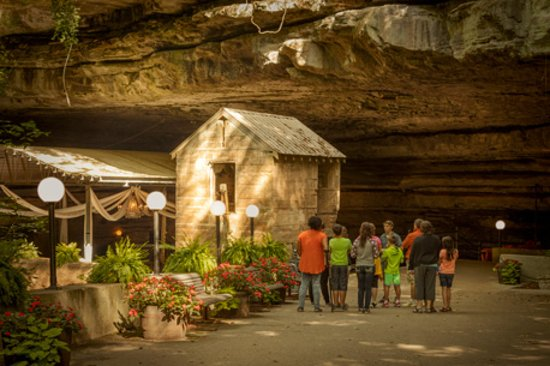 Bowling Green, KY: Explore Lost River Cave by boat or soar above the valley by zipline.