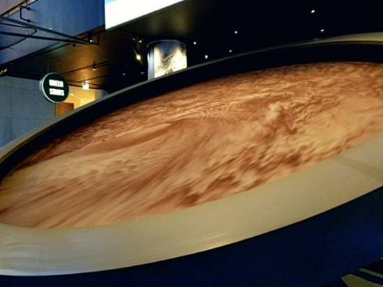 Museum of Science and Industry : Sand in Motion