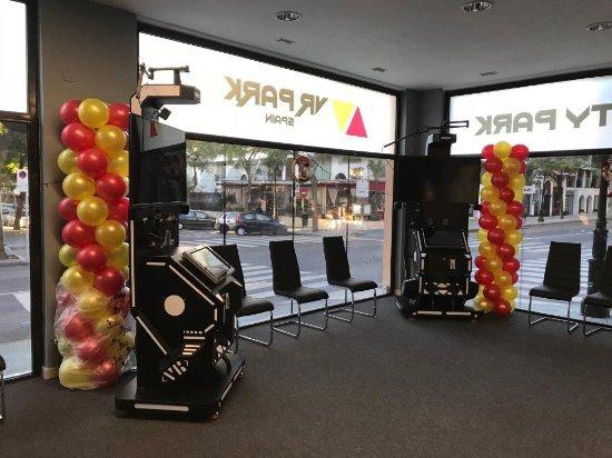 VR Park Spain