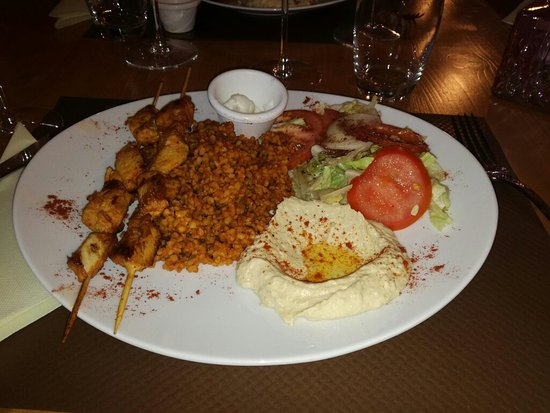Received 843414829169954 picture of liban food - Direct cuisine haguenau ...