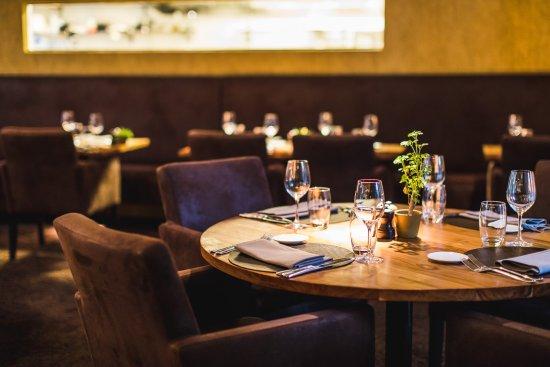 Aartselaar, Bélgica: Restaurant
