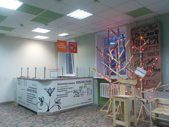 Nekrasov Library