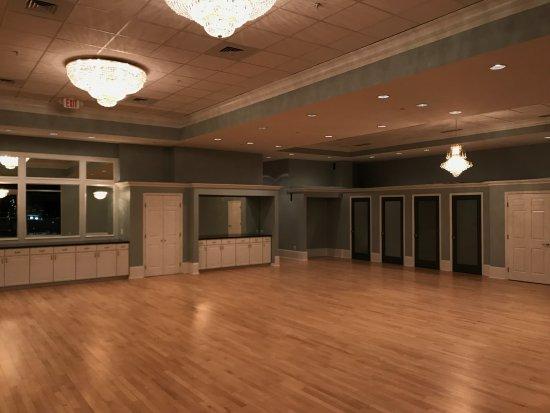 Queen City Ballroom The Ballroom before opening & Looking into main ballroom from front door - Picture of Queen City ...