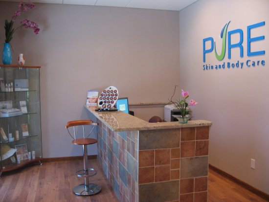 Ormond Beach, FL: Reception area