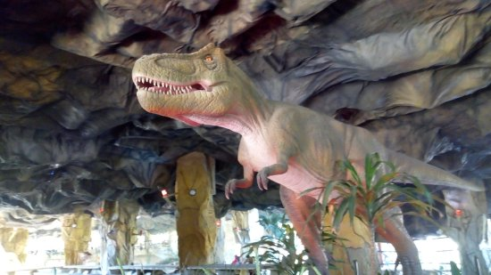 Puerto Triunfo, Colombia: acuasaurus2