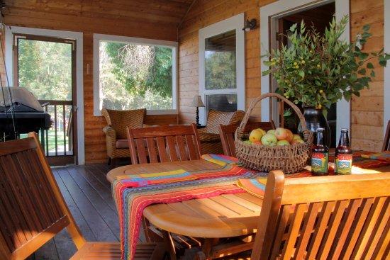 Coho Cottages Willow Creek Californien Hotel