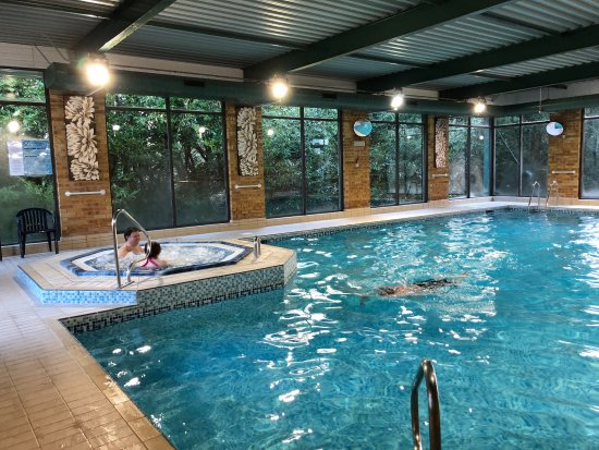 Bramhope, UK: Indoor pool
