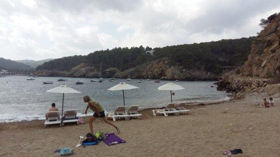 Playa de Es Figueral: spiaggia