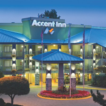 Going To Playland Pne Stay Here Review Of Accent Inn Burnaby British Columbia Tripadvisor