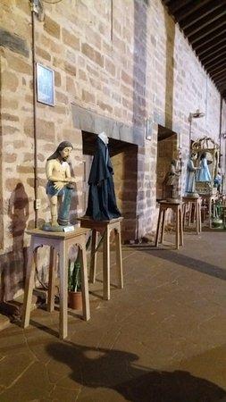 San Cosme y Damian, Paraguai: Arte sacra produzida pelos guaranís orientados pelos jesuítas