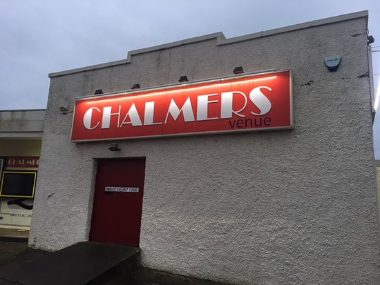 Arbroath, UK: Outside the cinema