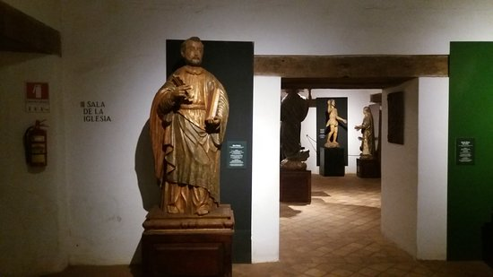 San Ignacio, ปารากวัย: Salas do Museu