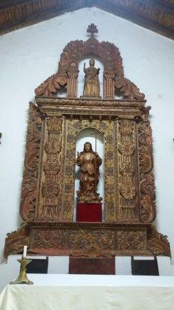 San Ignacio, Paraguai: Sacristia da antiga igreja