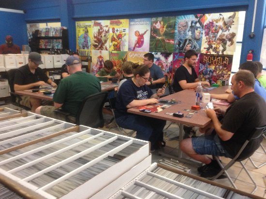 Lansdale, Pensilvania: Magic the Gathering Game Day!