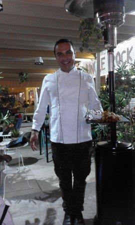 Jungle Rock Mogan: Le chef...