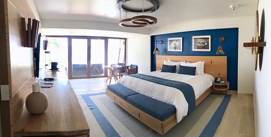 Presidente Inter-Continental Cozumel Resort & Spa: All new beds, mattresses, furniture and deco!