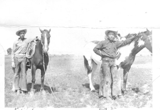 Black American West Museum: William Stepp and John Stepp ran the ranch until the late 1950's.