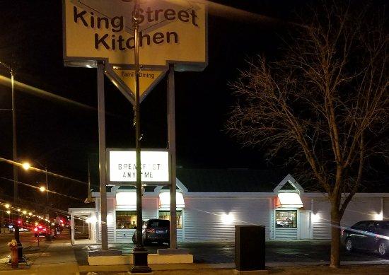 King Street Kitchen La Crosse Restaurant Bewertungen