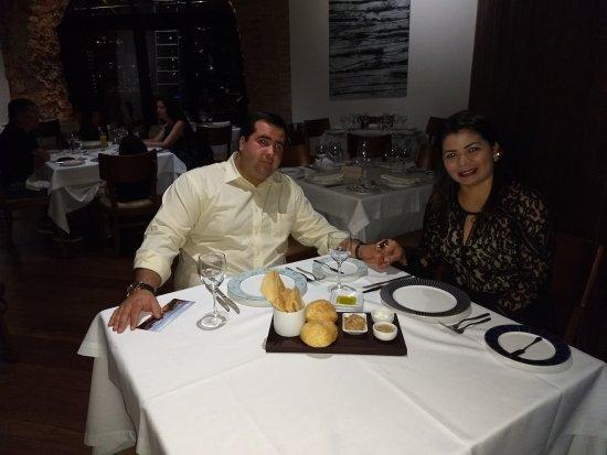 Jantar com a amada picture of amado salvador tripadvisor - Amado salvador ...
