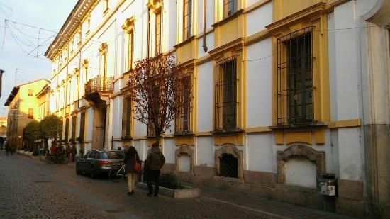 Lodi, Ιταλία: facciata